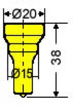 Rundstempel Nr. 51 - 14,0 mm
