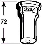 Rundstempel Nr. 3 - 11,5 mm