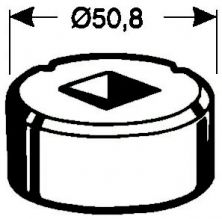 Vierkantmatrize Nr. 3 - 16,2 mm