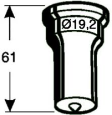 Rundstempel Nr. 2 - 11,0 mm