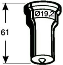 Rundstempel Nr. 2 - 14,0 mm