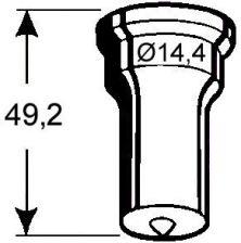 Rundstempel Nr. 1    -   5,0 mm