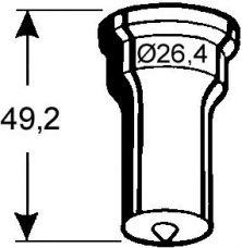 Rundstempel Nr. 4    -   8,0 mm
